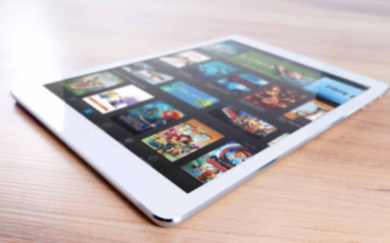 Data Recovery from damaged or corrupted tablet  iPad